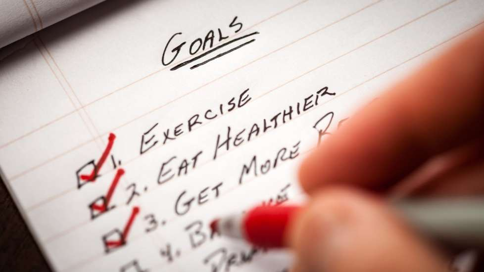 Set and Review Your Goals