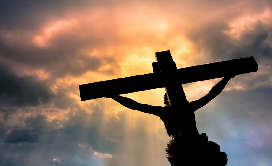 """""""But [Jesus] was pierced for our transgressions, He was crushed for our iniquities; the punishment that brought us peace was on Him, and by His wounds we are healed."""""""