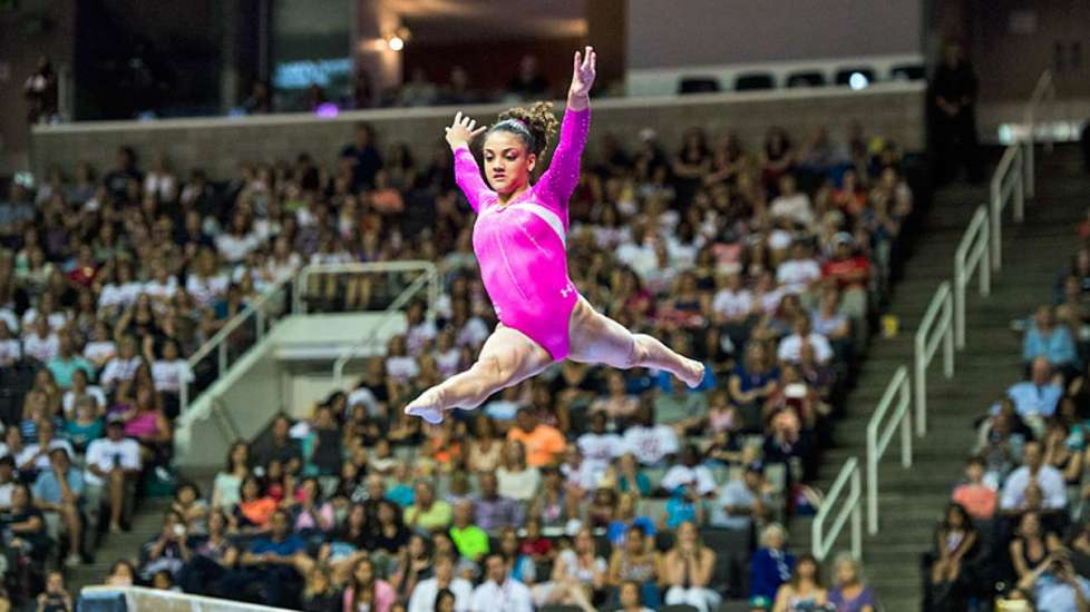 Laurie Hernandez Hispanic Heritage Month Inspiring Figures Inspiration Inspirational Stories