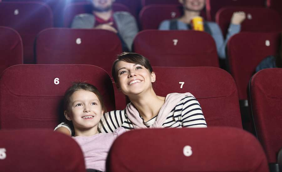 support military families with movie theater gift card, guideposts