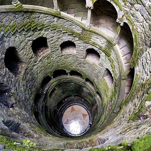 Guideposts: The Initiation Well in Sintra, Portugal