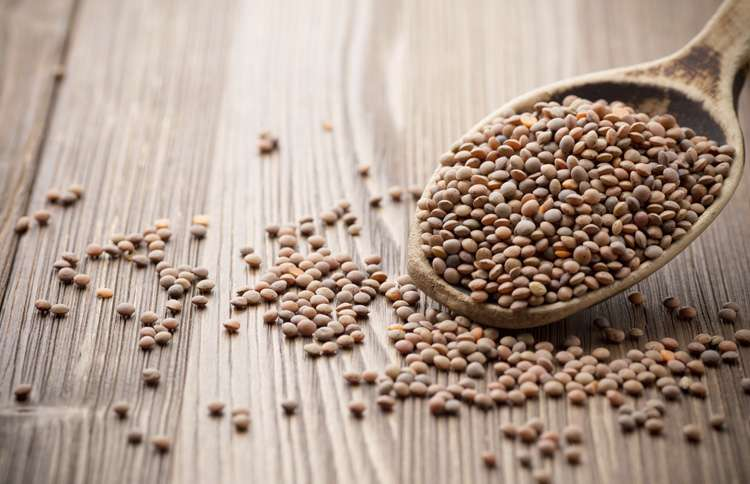 In Chile, people eat lentils for New Year's