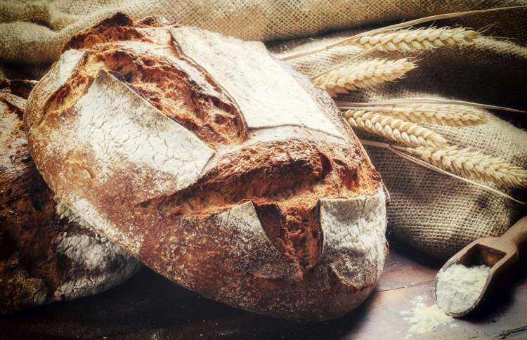 Ireland has a tradition of banging bread on walls for New Year