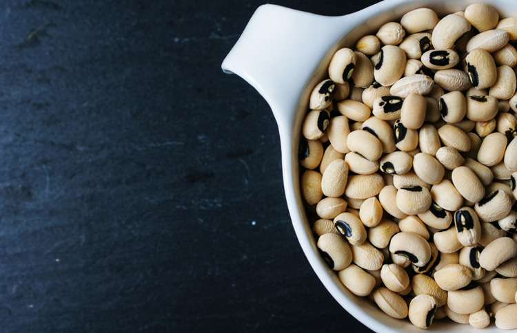 Black-eyed peas are used in celebrating New Year's in the U.S.