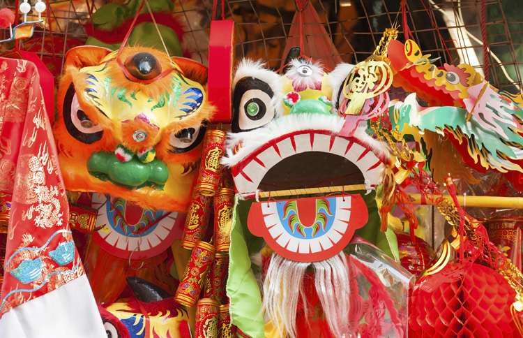 Chinese bring in the New Year with the Spring Festival