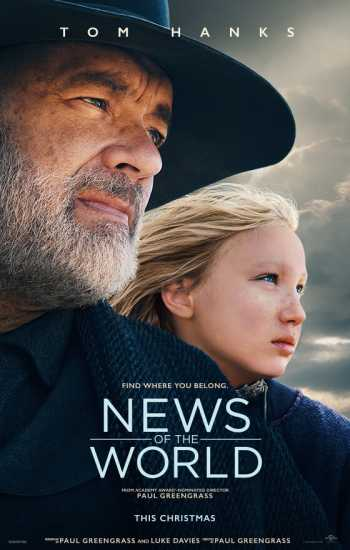 News of the World with Tom Hanks and Helena Zengel (Universal Pictures)