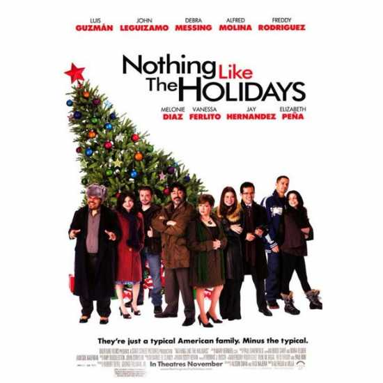 Nothing Like the Holidays (Overture Films)