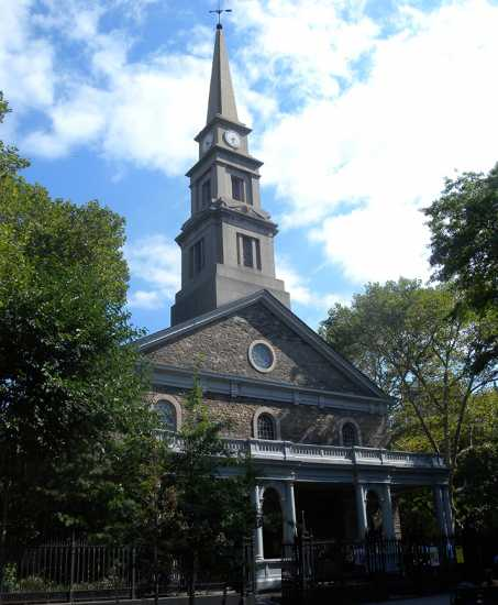 St. Mark's Church-in-the-Bowery