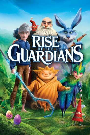 Rise of the Guardians movie from DreamWorks