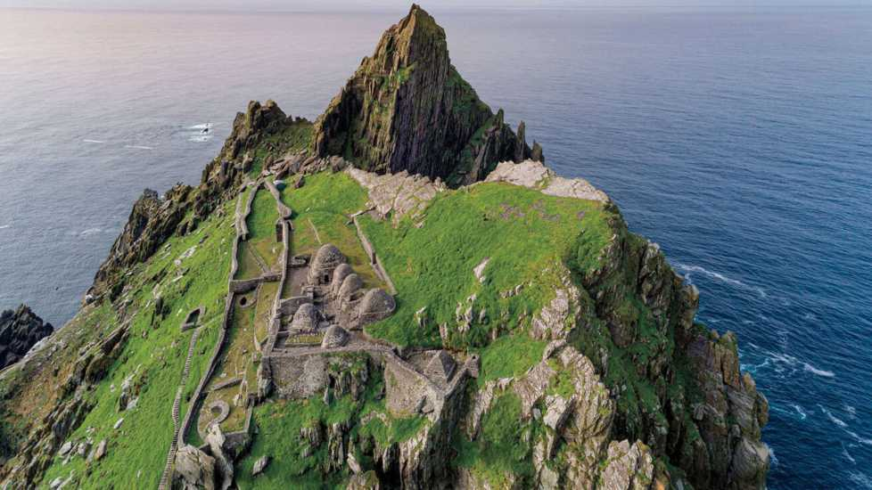 Skellig Michael; Photo credit: Stephen Power / Alamy