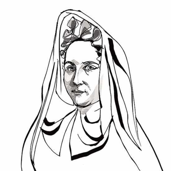 Madame Guyon; ILLUSTRATION BY JOHN JAY CABUAY