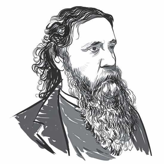 George MacDonald; ILLUSTRATION BY JOHN JAY CABUAY