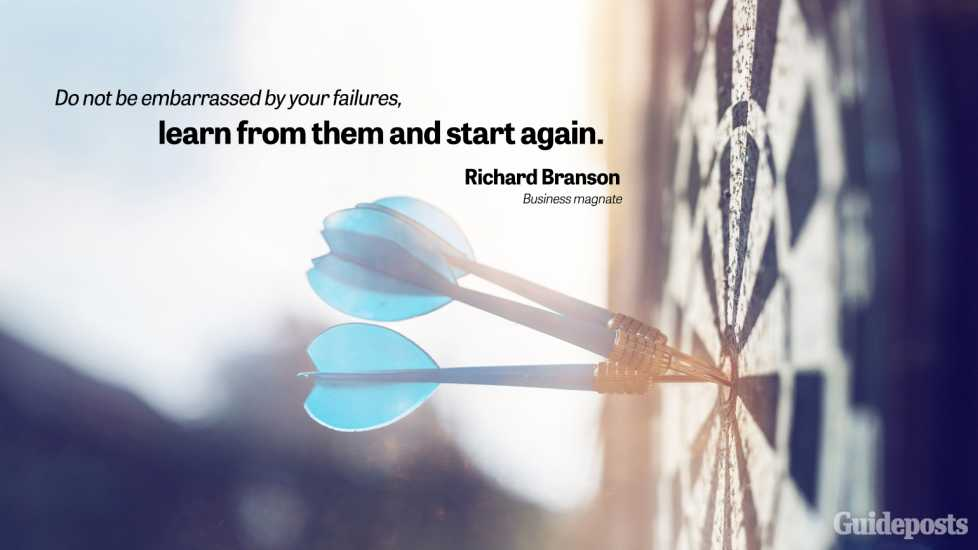 Richard Bronson Success Quote