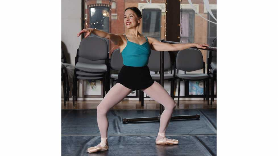 "Tips on Coping with Pain: Ballet dancer Deborah Novak quotes Picasso: ""The pain passes, but the beauty remains."" better living health wellness healing"