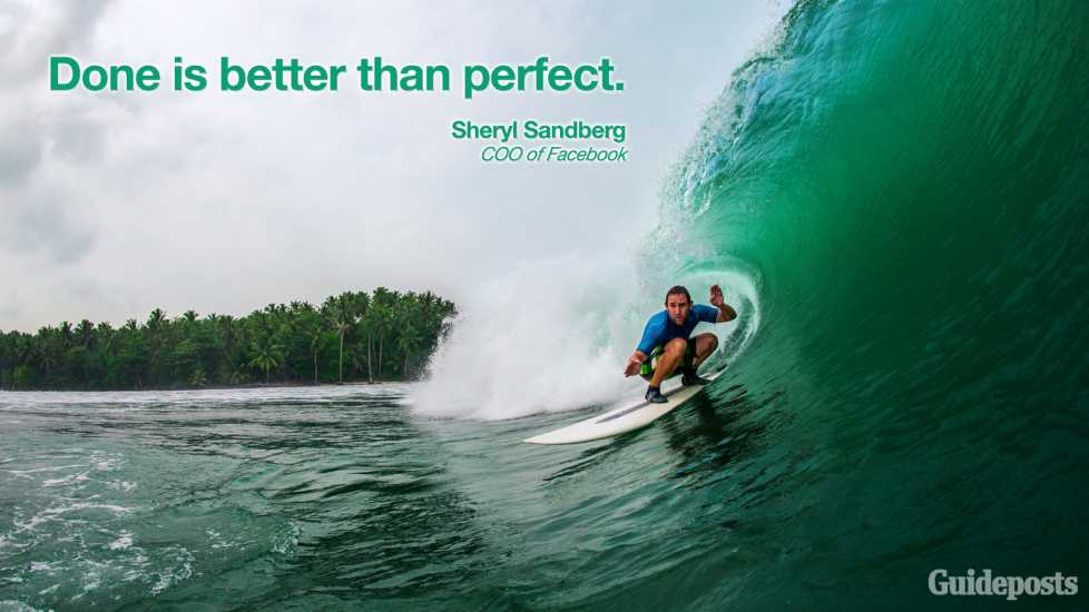 Sheryl Sandberg Success Quote