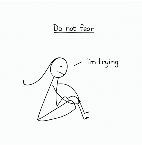 A Prayer When You're Scared
