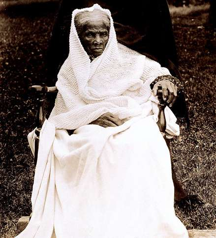 Guideposts: A 1910 portrait of Harriet Tubman