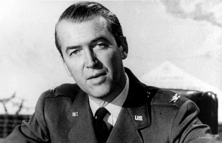 Guideposts: Jimmy Stewart served in the Army Air Corps