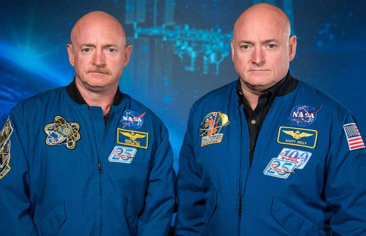Guideposts: Twin brothers Mark and Scott Kelly, the only siblings to have traveled in outer space