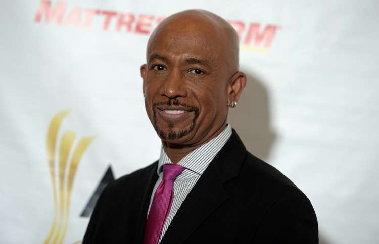 Guideposts: Montel Williams served in the US Marines and the US Navy