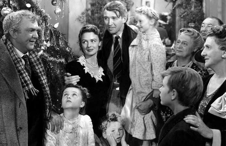 Guideposts: A still from It's a Wonderful Life