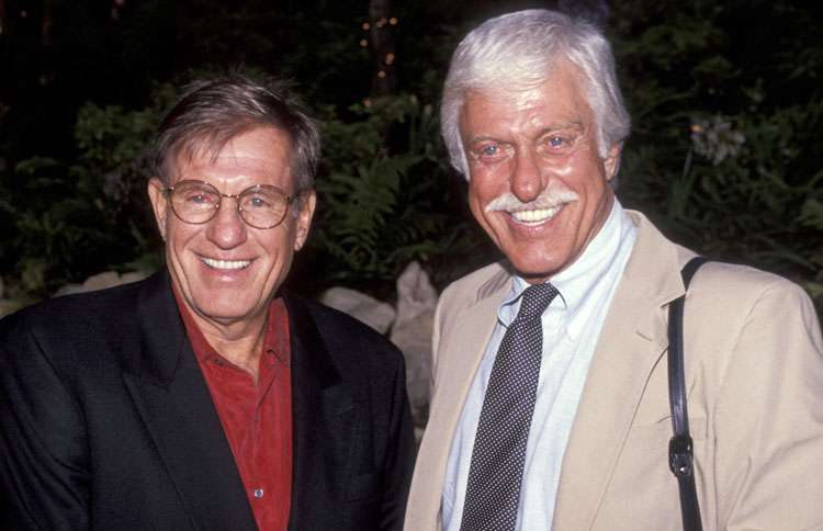 Guideposts: Comic siblings Jerry and Dick Van Dyke