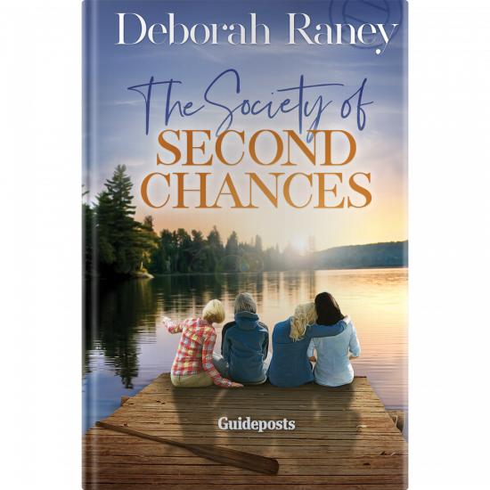Society of Second Chances book cover (Guideposts)