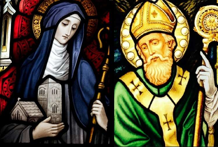 Leap Day Proposals - Legend of St. Brigid & St. Patrick