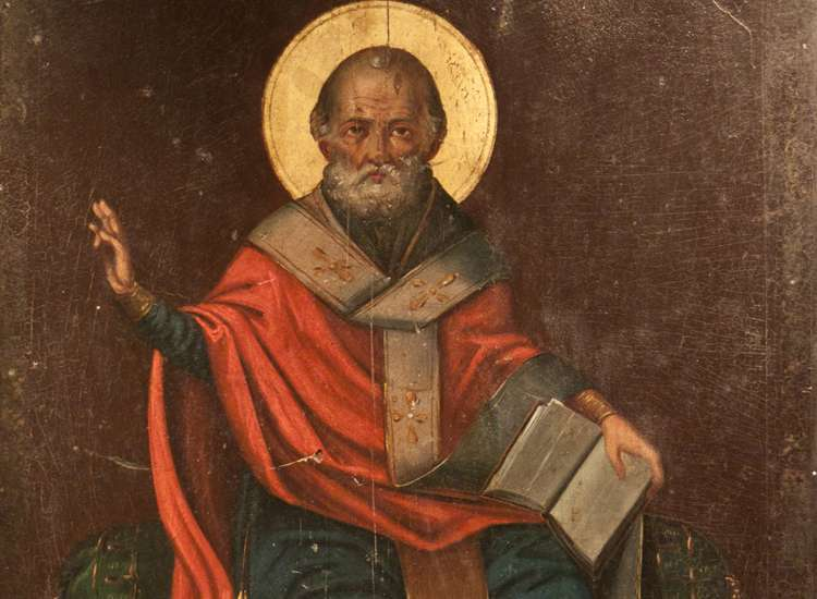 St. Nick was a man of faith and charity, not an emblem for materialism