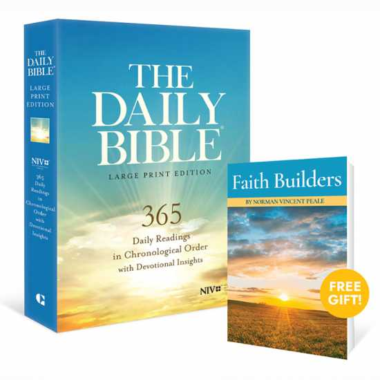 The Daily Bible from Guideposts