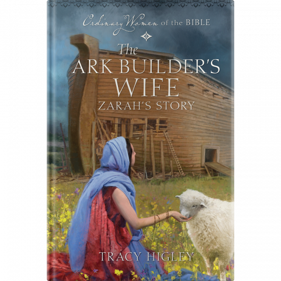 The Ark Builder's Wife book cover (Guideposts)