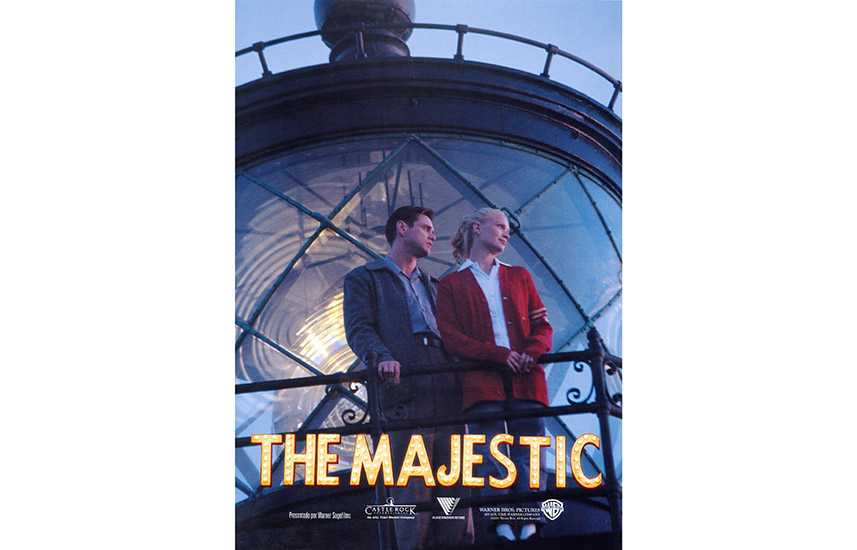 Film poster for The Majestic (2001)