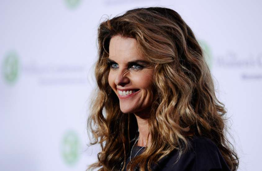 Maria Shriver works with Alzheimer's Association for her Wipe Out Alzheimer's Challenge - Guideposts