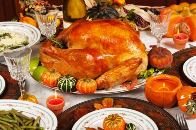 Soon with turkey and stuffing and the sweetest yams, we will give our best Thanksgiving to You.