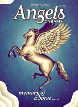The cover of the September-October 2020 issue of Angels on Earth magazine
