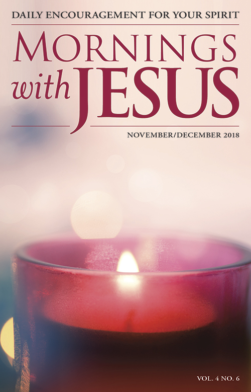 Mornings with Jesus Magazine – Daily Devotionals for Your Spirit