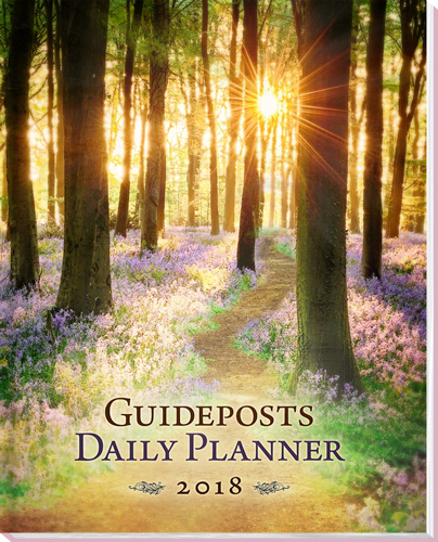 GUIDEPOSTS DAILY PLANNER 2018