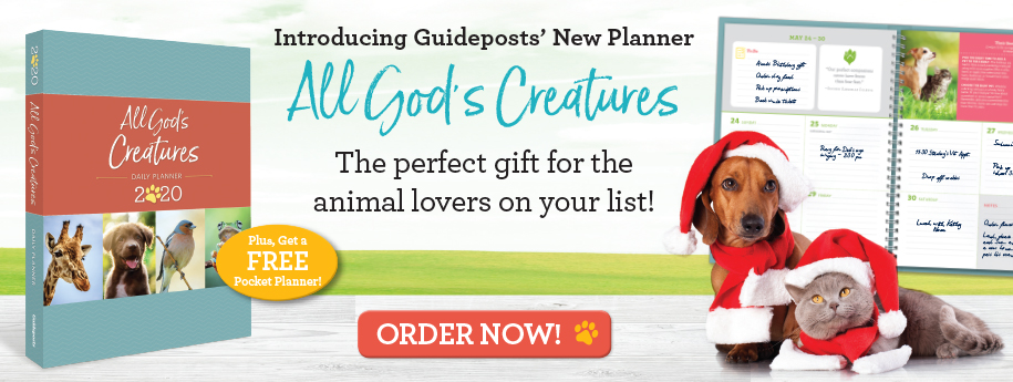 All Gods Creatures Planner 2020