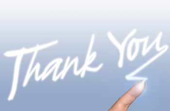 Image of giving thanks from freeimages.com