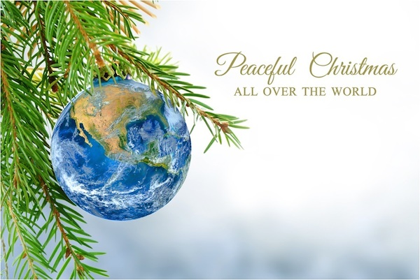 Help bring peace to the world. Design by Fermate, Shutterstock.