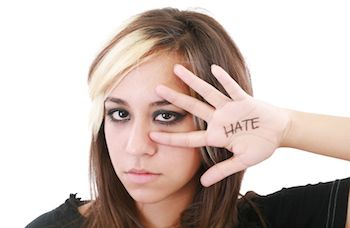 Help your teen fight prejudice. Photo from 123RF(r).