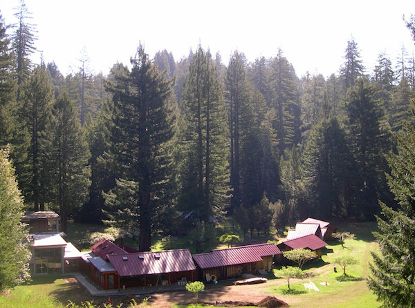 The Monastery of the Redwoods