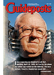 Cover of May 1999 issue of Guideposts