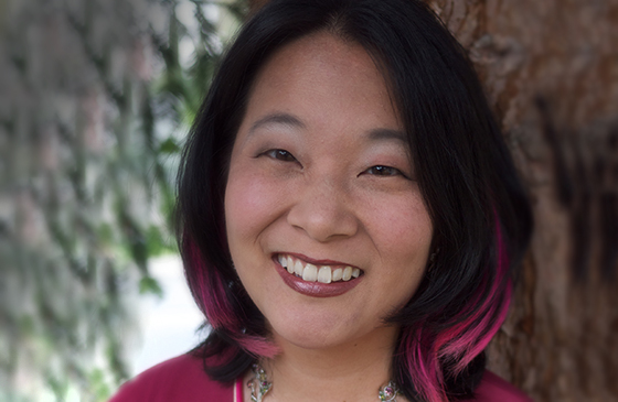 Devotional writer, Camy Tang