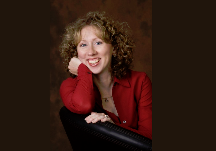 Erin Keeley Marshall, Author of Mornings with Jesus
