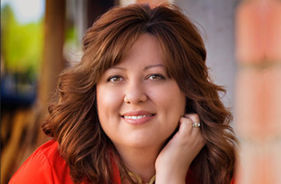 Devotional writer, Tricia Goyer of Mornings with Jesus