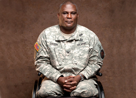 Colonel Greg Gadson