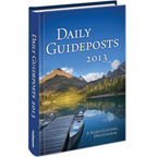 Book cover--Daily Guideposts 2013
