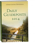 Book cover for Daily Guideposts 2014