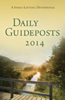 Daily Guideposts 2014 book cover